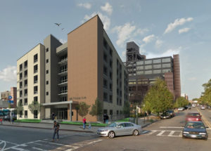 Woodhull Hospital Mixed-Use Supportive Housing: 179 Throop Avenue, Brooklyn (Bedford-Stuyvesant)