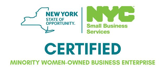 Certified Women-Owner Business Enterprise Logo
