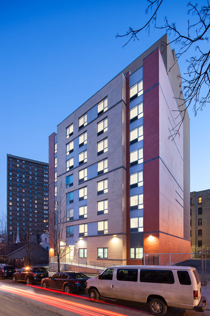 Urban Pathways, Inc. Mixed-Use Supportive Housing: 316 E. 162nd Street, South Bronx